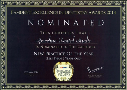 Award – Dental Clinic